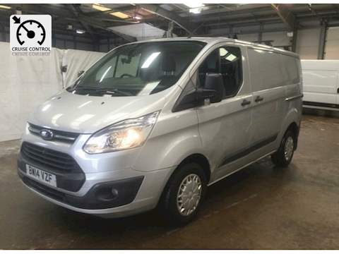 Transit Custom Trend 2.2 5dr Double Cab-in-Van Manual Diesel