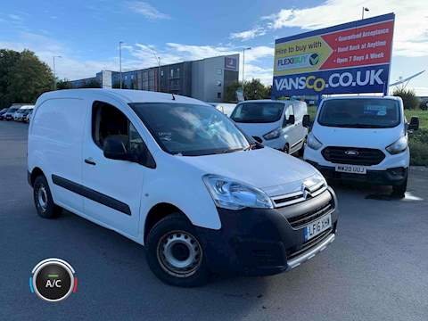 Citroen Berlingo XTR+ L1 1.6 5dr Panel Van Manual Diesel