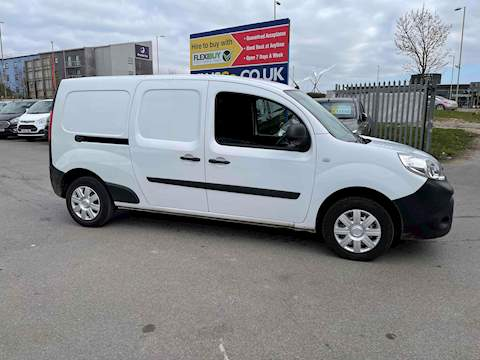 Renault Kangoo Maxi Business 1.5 6dr Panel Van Manual Diesel