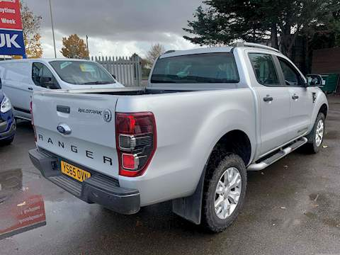 Ford Ranger Wildtrak 3.2 4dr Pickup Manual Diesel