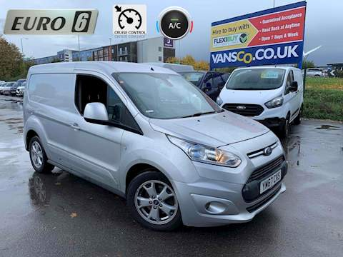 Ford Transit Connect Trend Panel Van 1.5 Manual Diesel