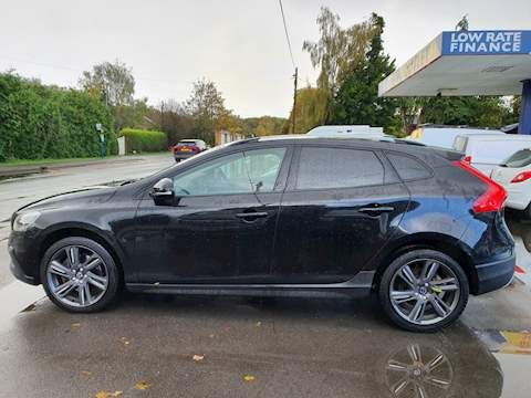 Volvo V40 Cross Country Lux Nav 2.0 5dr Cross Country Geartronic Diesel