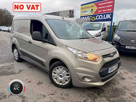 Ford Transit Connect Trend 1.6 4dr Panel Van Manual Diesel