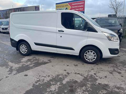 Ford Transit Custom Trend Panel Van 2.2 Manual Diesel
