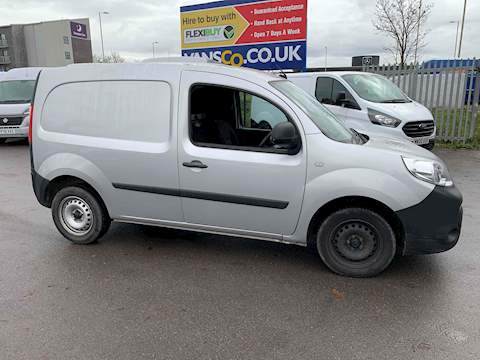 Renault Kangoo 1.5 dCi Energy ML19 eco2 Phase 2 Panel Van 5dr Diesel Manual FWD (110 g/km, 90 bhp) 1.5 5dr Small Van Manual Diesel