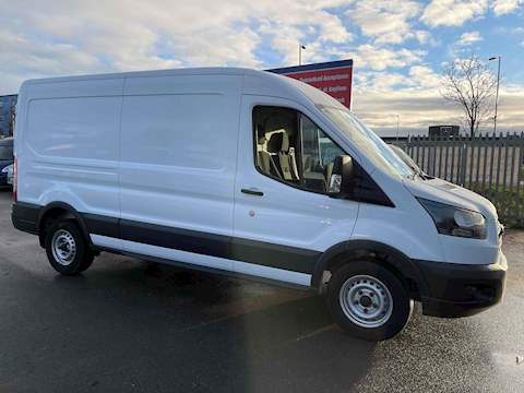 Ford Transit 2.0 350 EcoBlue Panel Van 5dr Diesel Manual FWD L3 H2 EU6 (130 ps) 2.0 5dr Large Van Manual Diesel