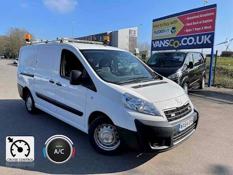 Peugeot Expert L2 H1 2.0 4dr Panel Van Manual Diesel