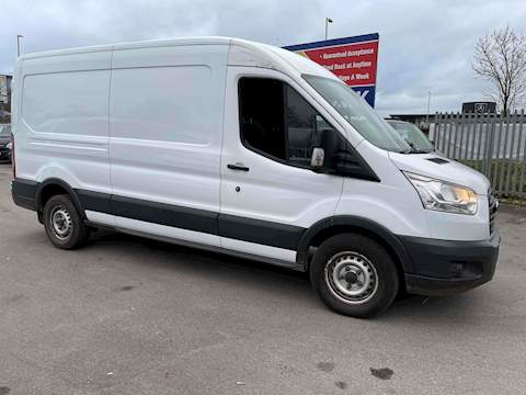 Ford Transit 2.2 TDCi 350 Panel Van 5dr Diesel Manual FWD L3 H2 EU5 (125 ps) 2.2 5dr Medium Van Manual Diesel