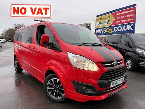 Ford Tourneo Custom Sport Minibus 2.0 Manual Diesel