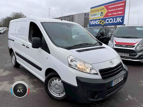 Peugeot Expert L1 H1 Panel Van 1.6 Manual Diesel