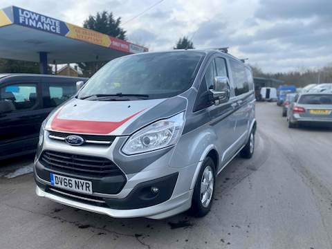 Ford Transit Custom Limited 2.0 Combi Van Manual Diesel