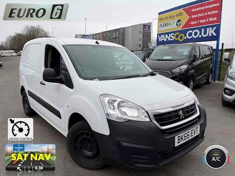 Peugeot Partner BlueHDi Professional L1 Panel Van 1.6 Manual Diesel