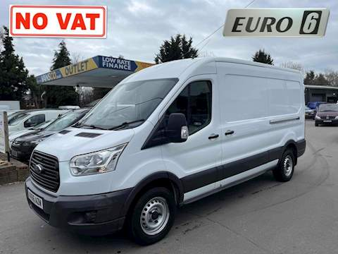 Ford Transit TDCi 350 2.2 5dr Large Van Manual Diesel