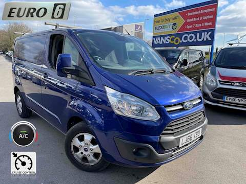 Ford Transit Custom TDCi 290 Limited Panel Van 2.0 Manual Diesel