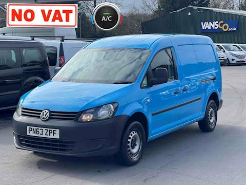 Volkswagen Caddy C20 Tdi Startline 1.6 Panel Van Manual Diesel