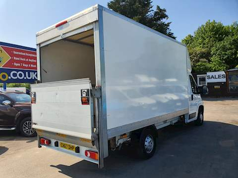 Citroen Relay 2.0 BlueHDi 35 Chassis Cab 2dr Diesel Manual L3 EU6 (130 ps) 2 2dr Luton Manual Diesel