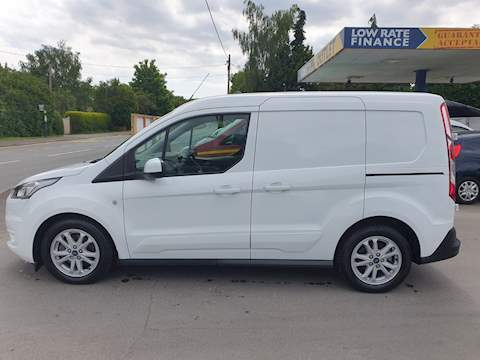 Ford Transit Connect Limited Panel Van 1.5 Manual Diesel