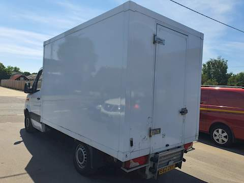 Mercedes-Benz Sprinter 313 2.1 2dr Fridge Manual Diesel