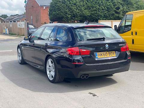 BMW 5 Series 520d M Sport Touring Touring 2 Automatic Diesel