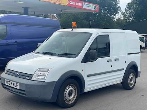 Transit Connect 1.8 TDCi T200 Lead-In Panel Van 4dr Diesel Manual SWB (74 bhp) Lead-In Panel Van 1.8 Manual Diesel