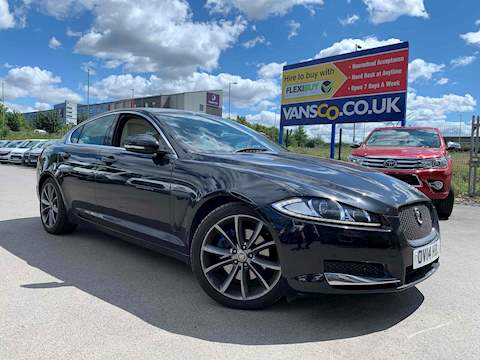 Jaguar XF Premium Luxury 2.2 4dr Saloon Automatic Diesel
