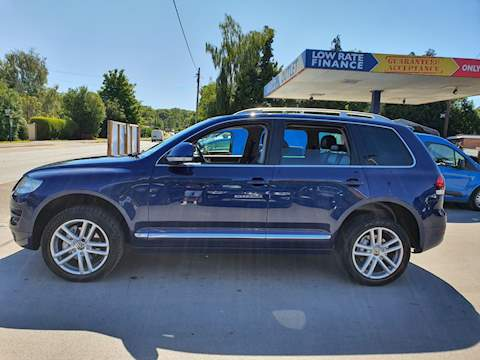 Volkswagen Touareg Altitude SUV 3.0 Automatic Diesel