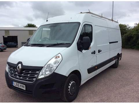 Master Business Panel Van 2.3 Manual Diesel