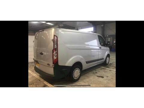 Ford Transit Custom Trend Double Cab-in-Van 2.2 Manual Diesel