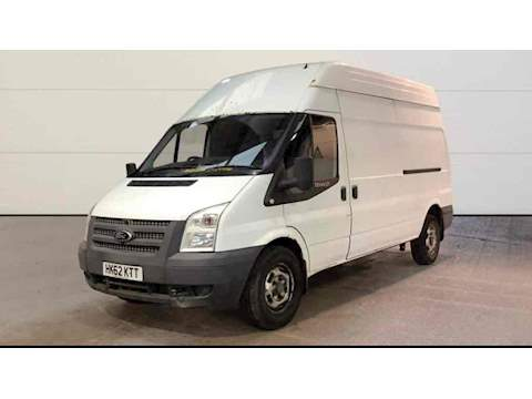 Ford Transit 2.2 TDCi 350 High Roof 3dr Diesel Manual MWB (219 g/km, 123 bhp) High Roof 2.2 Manual Diesel