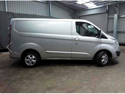 Ford Transit Custom Limited Panel Van 2.0 Manual Diesel