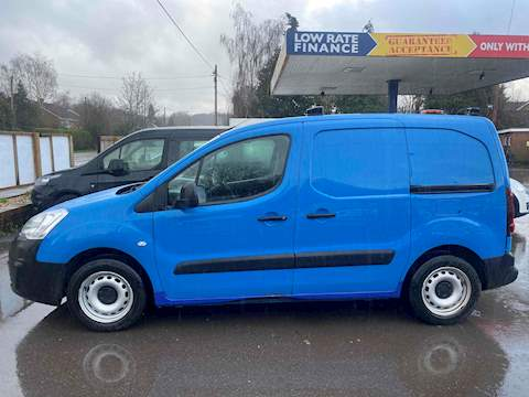 Peugeot Partner HDi S L1 625 Panel Van 1.6 Manual Diesel