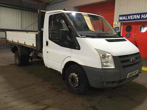 Ford Transit TDCi 350 2.4 2dr Tipper Manual Diesel