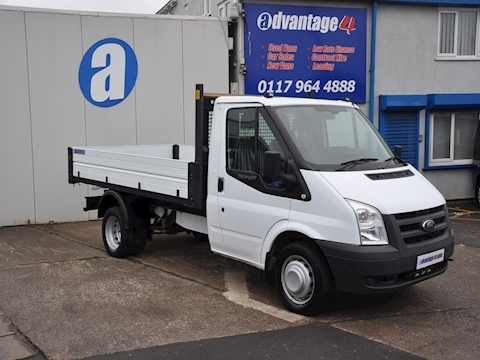 Ford Transit 350 MWB Tipper One Stop Shop
