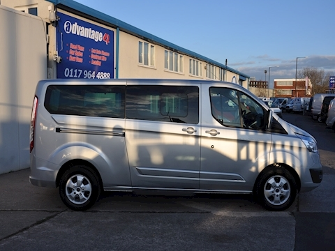 Tourneo Custom 300 Limited Tdci Mpv 2.2 Manual Diesel