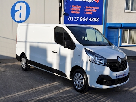 Renault Trafic Ll29 Business Plus Dci
