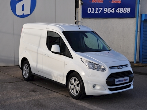 Ford Transit Connect L1 H1 Limited 120PS NAV & CAMERA