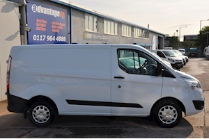 Transit Custom 290 Trend Lr P/V Panel Van 2.2 Manual Diesel
