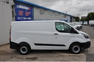 Transit Custom 290 Lr P/V Panel Van 2.0 Manual Diesel
