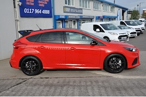 Focus RS Red Edition 4x4 Hatchback 2.3 Manual Petrol