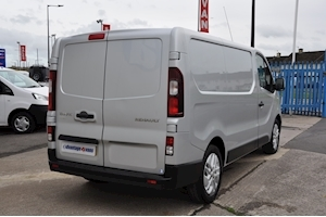 Trafic Sl27 Sport Energy Dci S/R P/V Panel Van 1.6 Manual Diesel