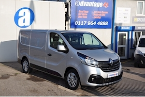 Renault Trafic Sl27 Sport Energy Dci S/R P/V