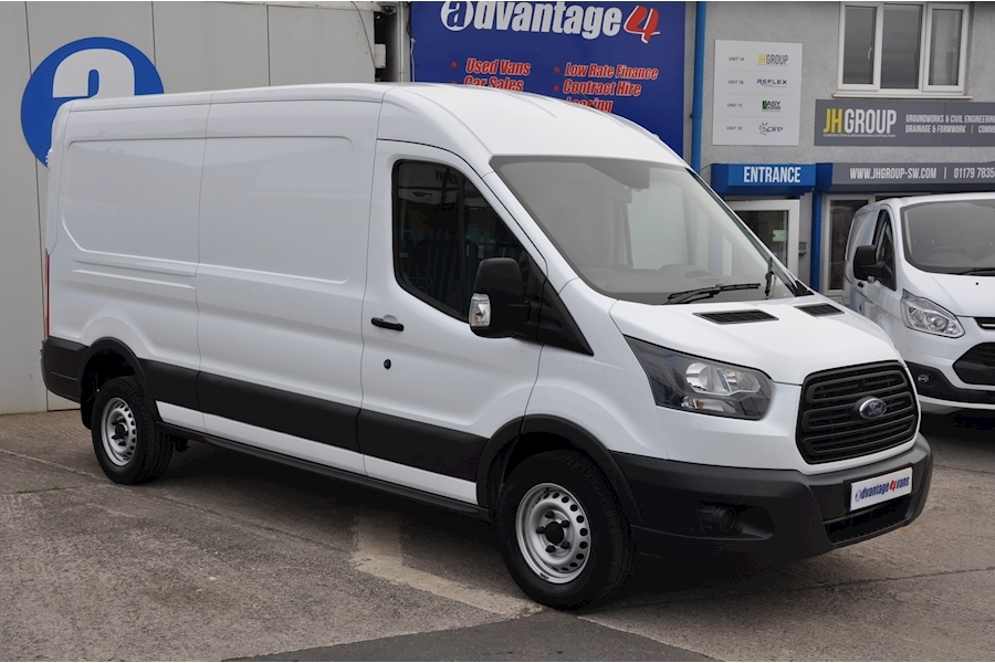 Transit 350 L3 H2 P/V Drw Panel Van 2.0 Manual Diesel