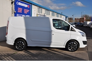 Transit Custom 290 SPORT Lr P/V Panel Van 2.0 Manual 170ps