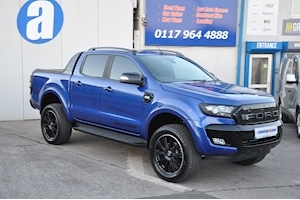 Ford Ranger Wildtrak X Special Edition 4X4 Dcb Tdci