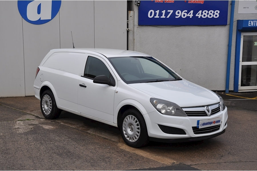 Astra Club Ecoflex Car Derived Van 1.7 Manual Diesel