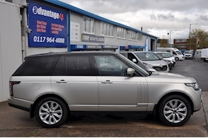 Range Rover Sdv8 Vogue Estate 4.4 Automatic Diesel
