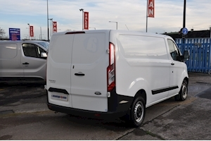 Transit Custom AR CON 290 Lr P/V 2.0 Panel Van Manual Diesel