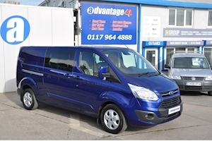 Ford Transit Custom 290 Limited Lr Dcb