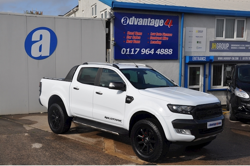 Ranger Wildtrak 4X4 Predator 3.2 Pick Up Automatic Diesel