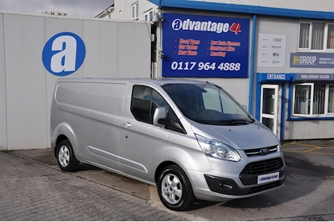 Ford Transit L2 H1 Custom Limited 125PS
